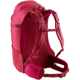 VAUDE Tacora 22 Backpack Women, crimson red